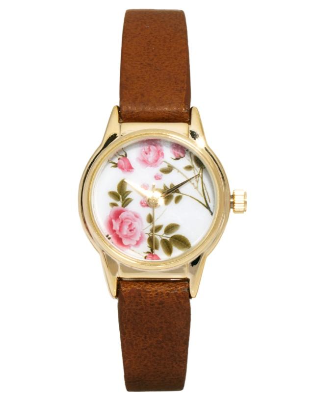 שעון יד לנשים בסגנון וינטג' hello kuki