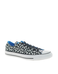 Converse All Star Ox Animal Print Trainers