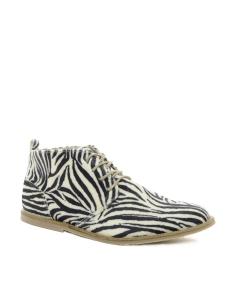 River Island Zebra Chukka Boots